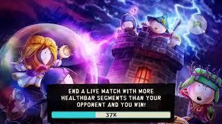 South Park Phone Destroyer Episode 10 Stage 5 Grand Wizard Cartman
