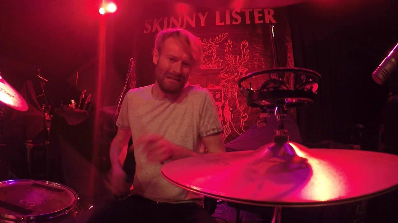 Thom Mills Drums | Brighton Drum Lessons | Live Performance