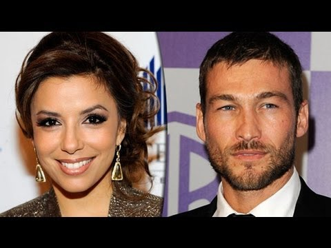 Starz Mourns the Death of Andy Whitfield & Eva Longoria hosts 2011 ...