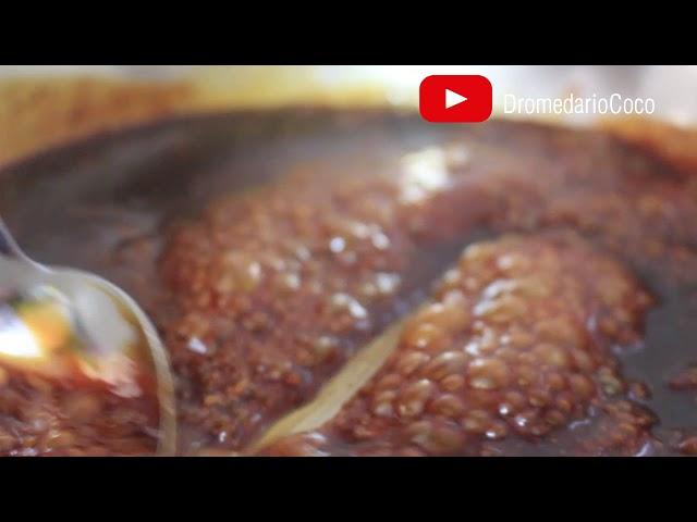 Receta | Cómo preparar salsa terikayi con concentrado de coco | Dromedario