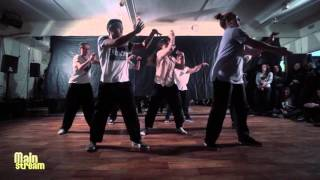 Air Pose | Новый Год в центре танца MAINSTREAM