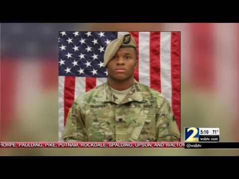 22 Year Old Gwinnett County Soldier Honored For Service Sacrifice