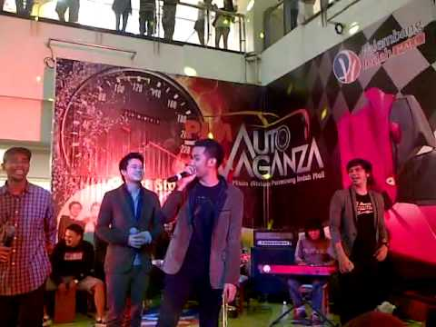 Nu Dimension At PIM Palembang - Luka Di Hatimu