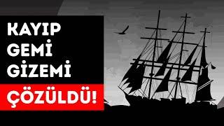 Gizemli Hayalet Gemi Hakkındaki Gerçekler Sonunda Açıklığa Kavuştu