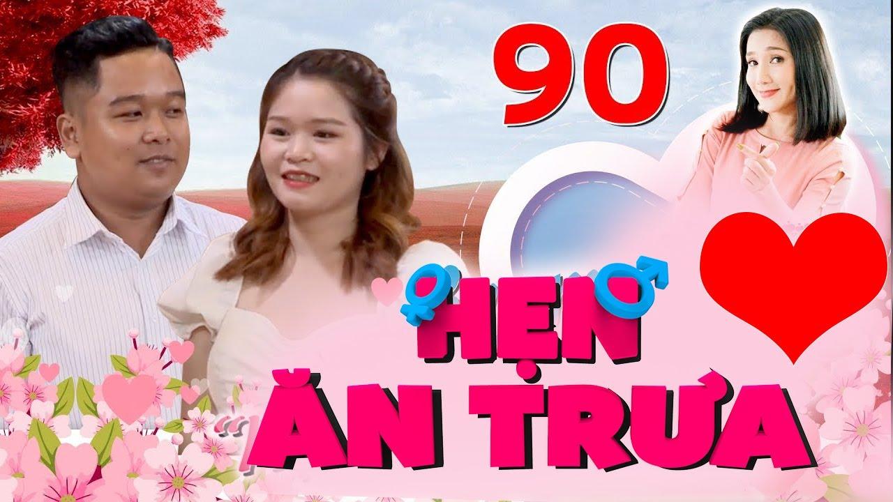 HẸN ĂN TRƯA #90 UNCUT | Cặp đôi số 10 đồng loạt nhờ bà mối Cát Tường tìm chồng cho 2 mẹ 😍