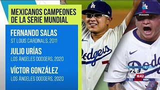 Baseball serie mundial