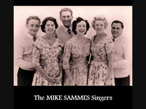 "Mike Sammes Singers ""Put On A Happy Face"""