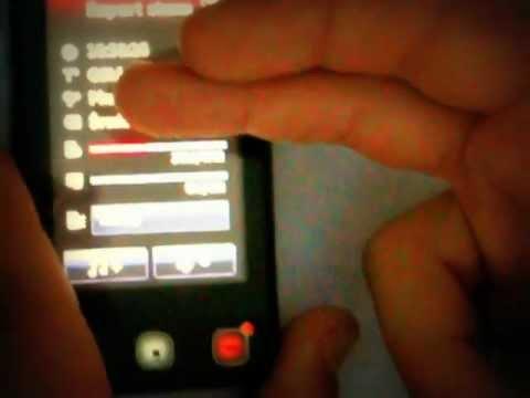 Lg kp500 cookie test telefonu odcinek I