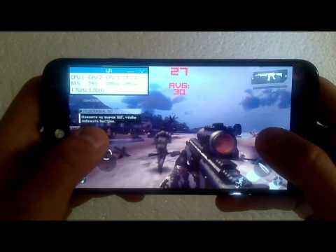 Adreno 320 - FPS Meter: Modern Combat 4