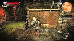 Witcher 3 - Get Junior (Finding the secret stash)