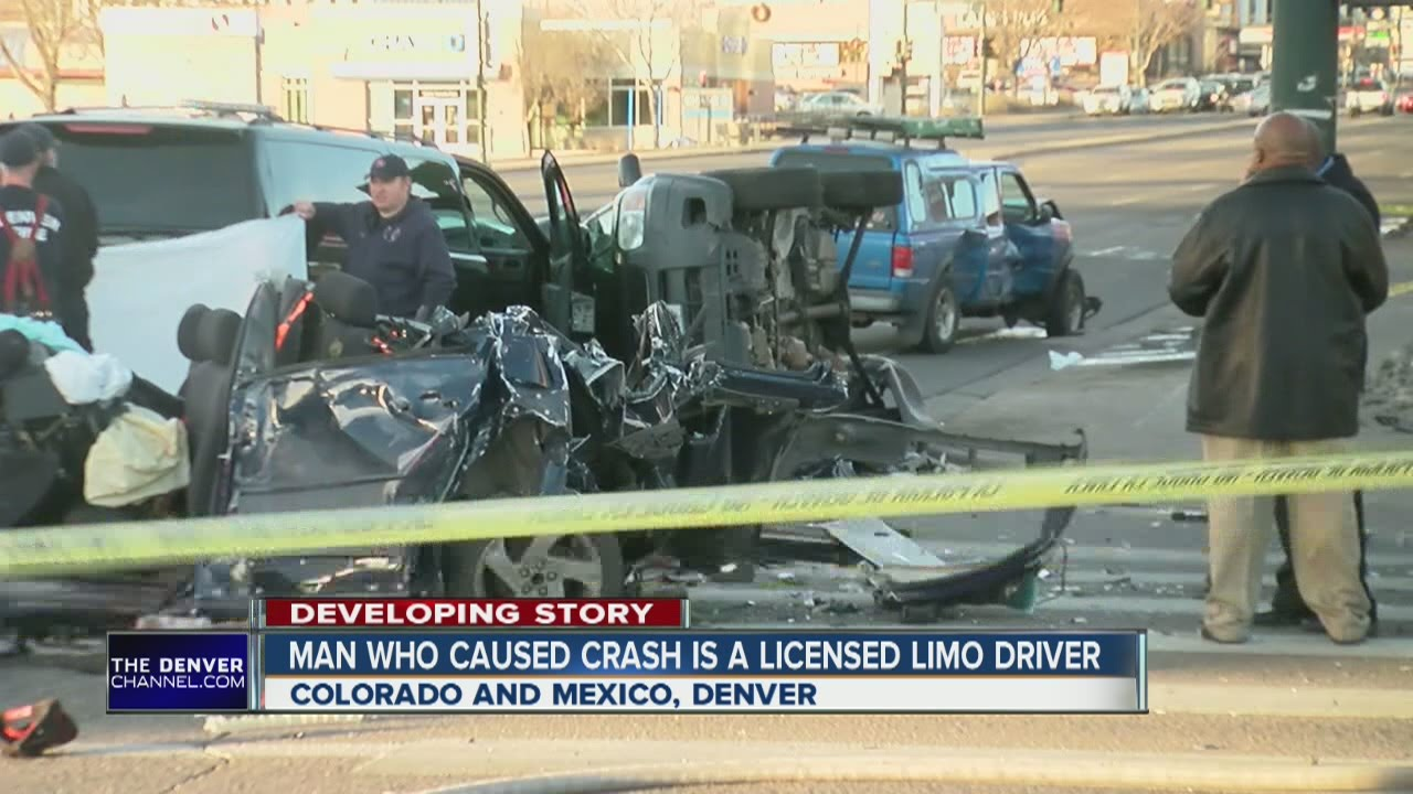 Recent Car Accidents In Aurora Colorado
