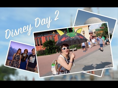 Disney World Vlog: Day 2! Epcot, Princess Dining, Frozen Ever After & Illuminations!