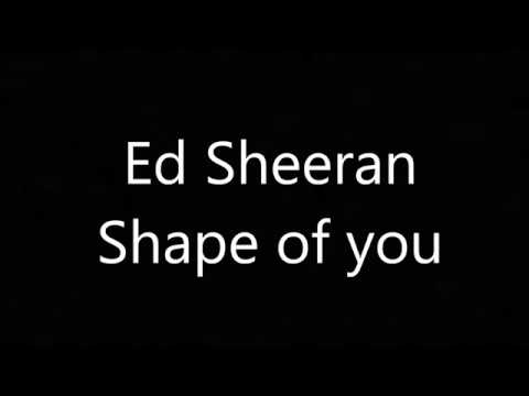 Shape Of You In Hindi Song Download