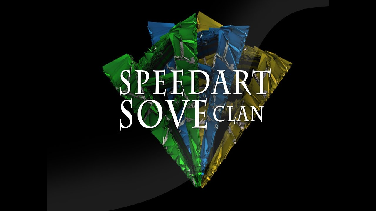 I AM BACK!   Speedart   Background for SoVe  