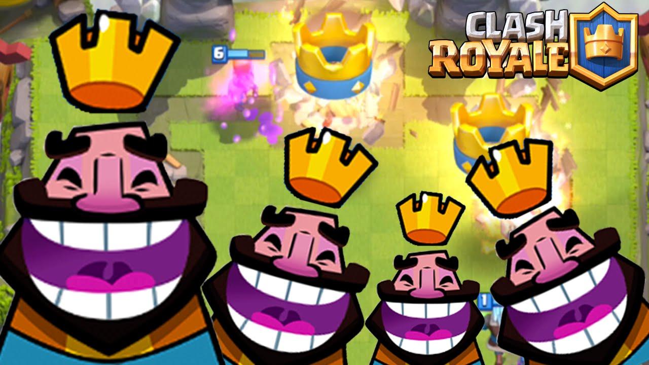 clash royale deck commune rare epique ou l gendaire avec