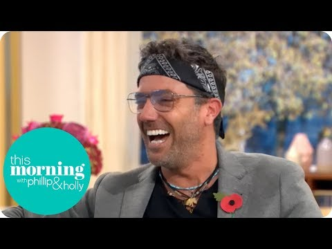 Gino on His Son Dating Gordon Ramsay's Daughter Tilly | This Morning from YouTube · Duration:  8 minutes 38 seconds