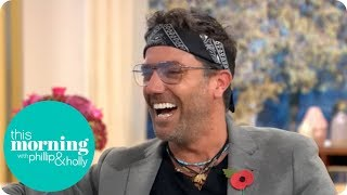 Gino on His Son Dating Gordon Ramsay's Daughter Tilly | This Morning