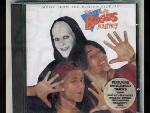 Bill and Ted - Reaper Rap