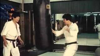 kyokushin karate movie.