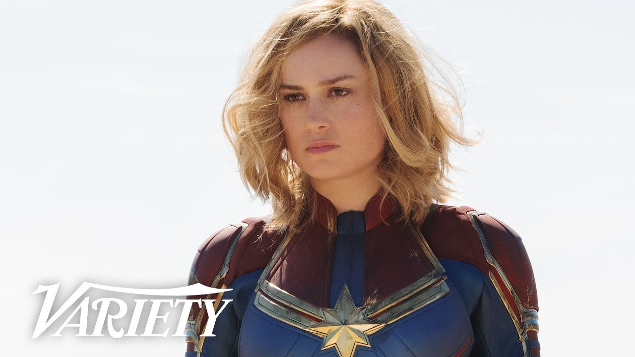 Why 'Captain Marvel' Is Important - Variety On The Carpet