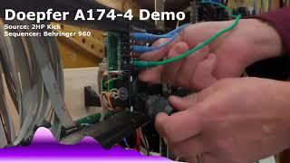 Doepfer A-174-4 3D Demo