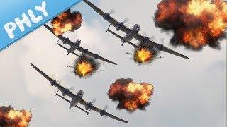 PROXIMITY FUSE Anti-AIR  (War Thunder)