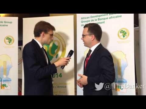 Interview with Florian Witt, regional Africa head for Commerzbank - View from AfDB 2015
