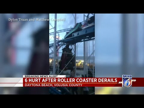 The Daytona Beach Roller Coast is listed (or ranked) 4 on the list The Worst Amusement Park Ride Accidents