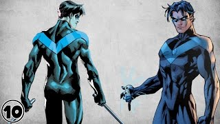 Top 10 Nightwing Surprising Facts - Part 2