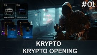 Black Ops 3: Kryptos / Krypto Opening #01 [Deutsch]