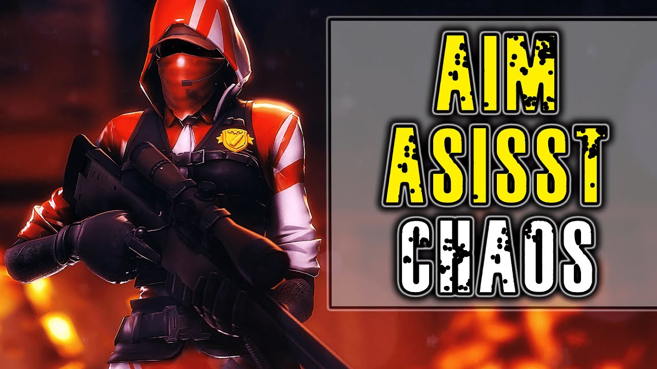 Causing Chaos With AIM ASSIST!! | Fortnite Battle Royale ...