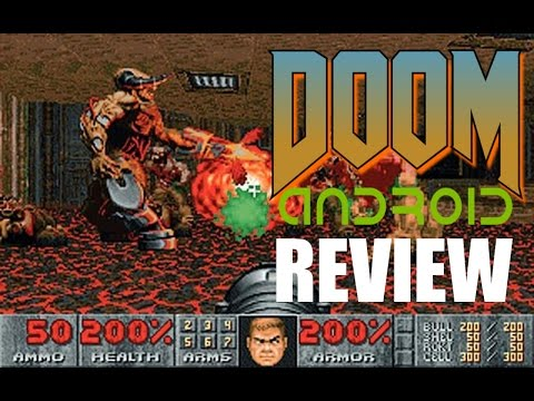 REVIEW - DOOM - ANDROID - FREE DOWNLOAD LINK!