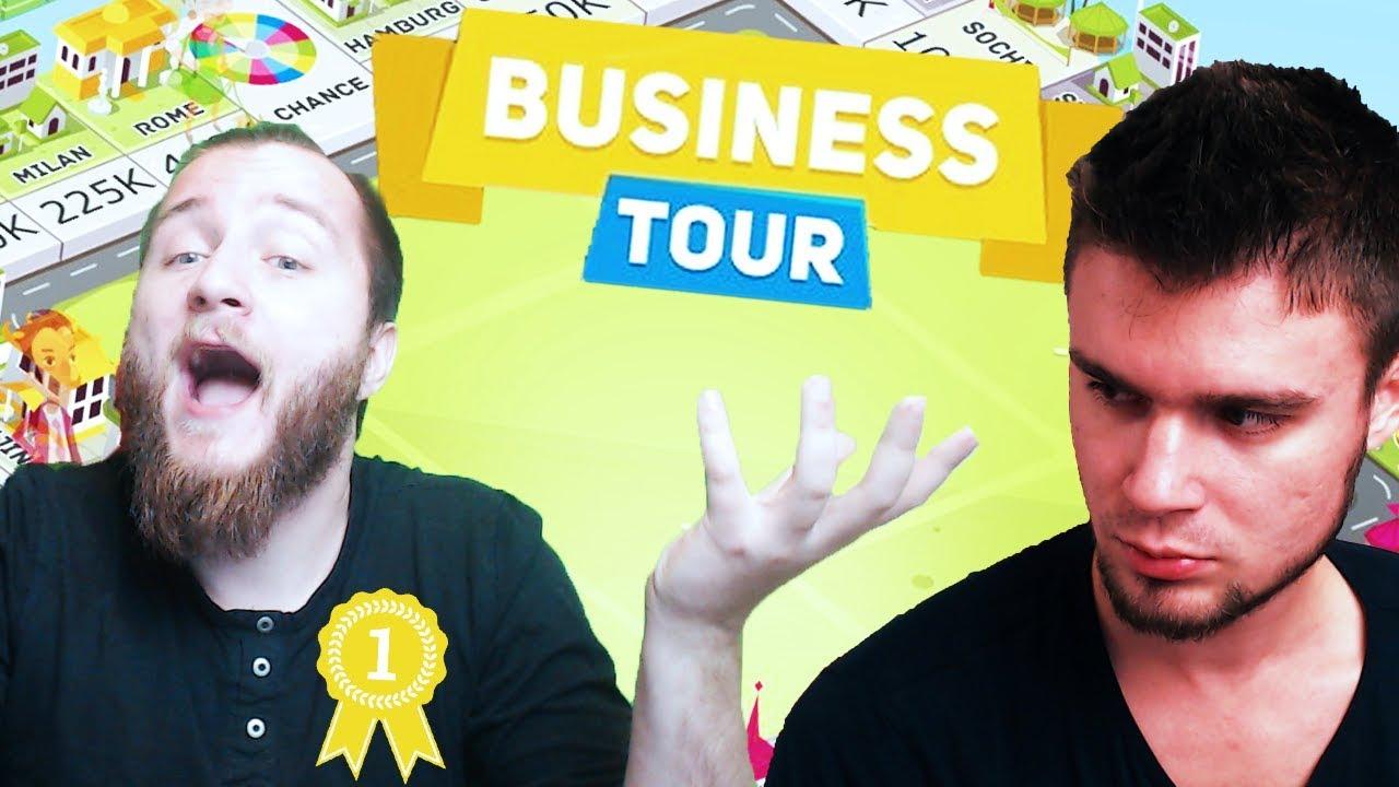 JAK DIABEUU WYGRA, TO WYWALAMY GO Z EKIPY!   Business Tour [#16] (With: Diabeuu, Dobrodziej, Kubson)