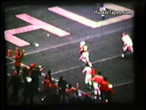 1974 Nebraska Oklahoma Flea Flicker with Radio Audio