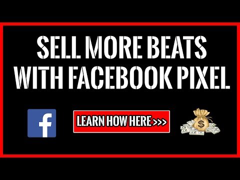 Sell More Beats with Facebook Pixel (Beatstars Tutorial) 🎹