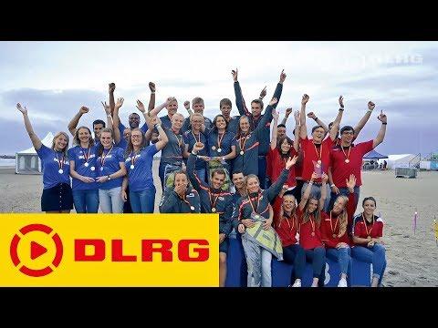 23. Internationaler DLRG Cup im Rettungsschwimmen in Warnemünde
