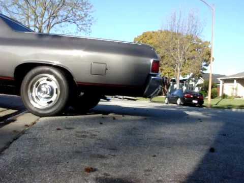 Flowmaster Super 44's Take-off - YouTube