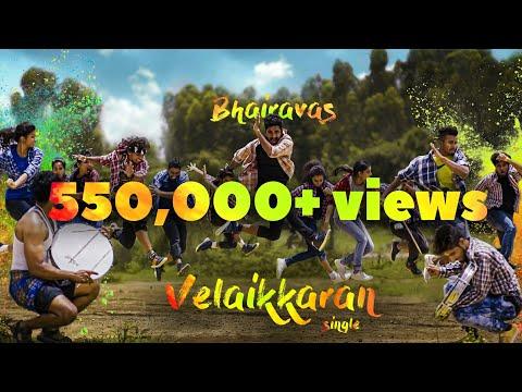Velaikkaran - Karuthavanlaam Galeejaam Dance | Sivakarthikeyan Nayanthara Anirudh Bhairavas choreo