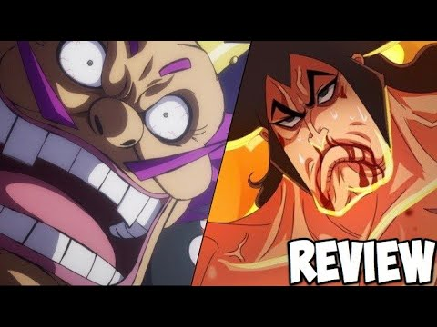 The Boiling Legend! One Piece 971 Manga Chapter Review