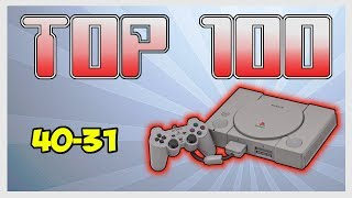 🥇TOP 100 MEJORES JUEGOS DE PS1 DE LA HISTORIA (40-31) para la Playstation classic mini (PSX)