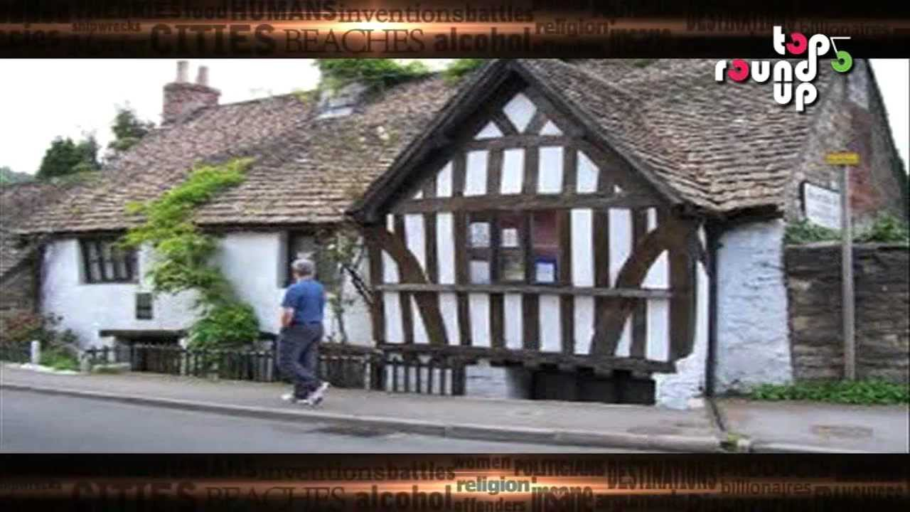 Uk 39 S Top 5 Most Haunted Places Youtube
