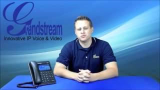 Grandstream GXP2200 Enterprise Multimedia Phone for Android Demo & Overview