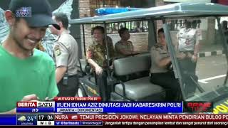 Download Video Mutasi Jabatan, Kapolda Metro Gantikan Kabareskrim MP3 3GP MP4