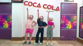 COCA COLA  | LUKA CHUPPI | DANCE COVER | BY STEP-UP DANCE ACADEMY |  CHOREOGRAPHY BY ROHIT