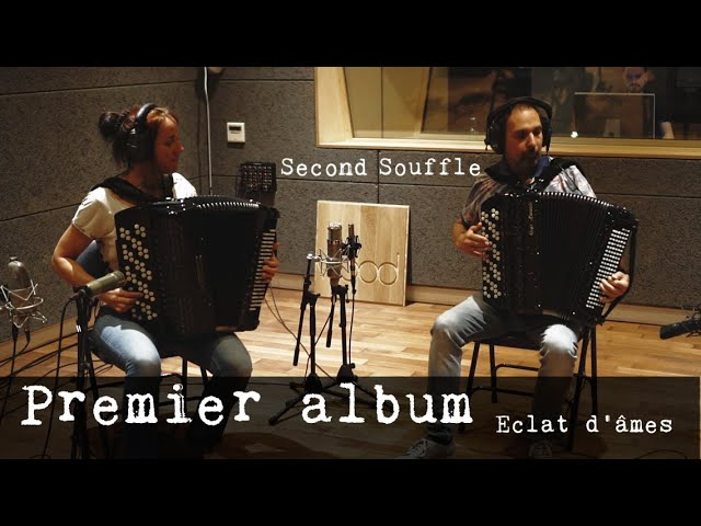 Second Souffle Accordéons World-Jazz-Classic