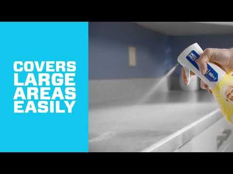 Clean Freak Mist - How To Clean Tough Messes | Mr. Clean®