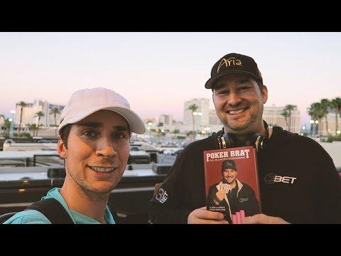 "Phil ""Poker Brat"" Hellmuth releases autobiography; WSOP Marathon Day 2 & PLO! VLOG S01E11"