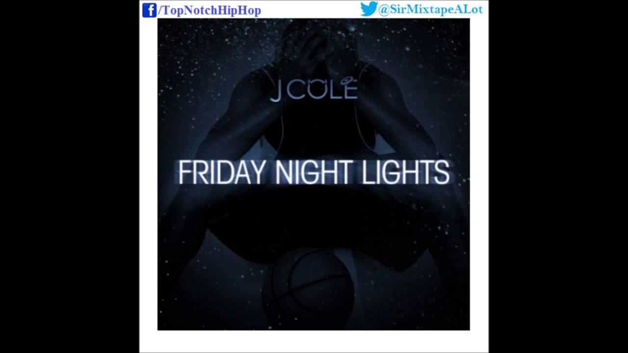 Friday Lights Cole Night