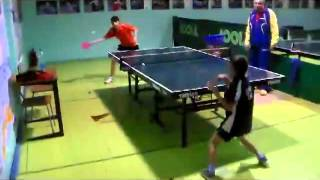 Ping-Pong Training by Tapo Carei
