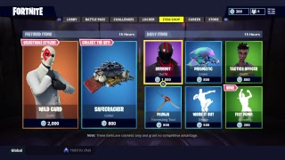 FORTNITE LIVE ITEM SHOP COUNTDOWN SEPTEMBER 6 #items LIVE UPDATE #sub and #like | GIVEAWAY AT 1.5K